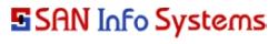 SAN Info Systems logo